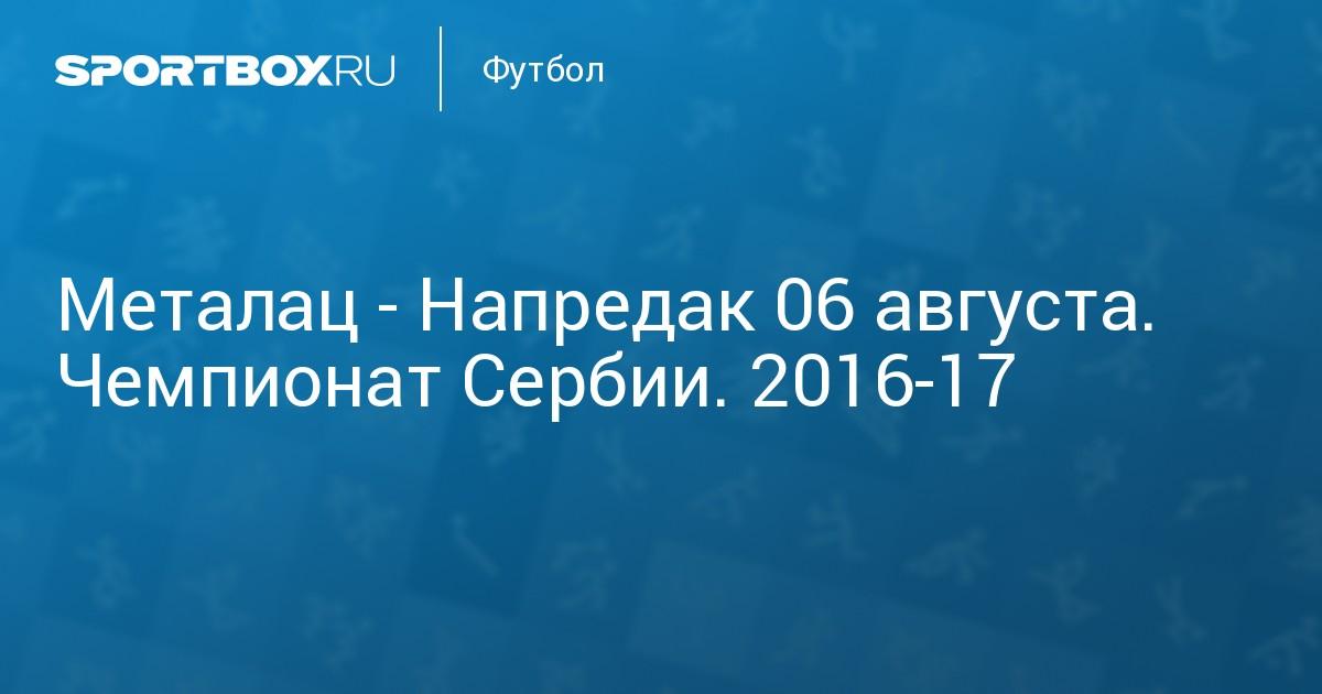 Напредак вождовац белград прогнозы на матч 8 ноября 2018