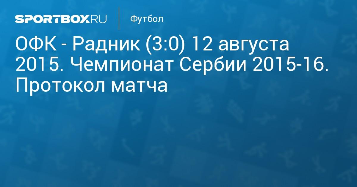 матч 8 на белград 2018 прогнозы ноября напредак вождовац