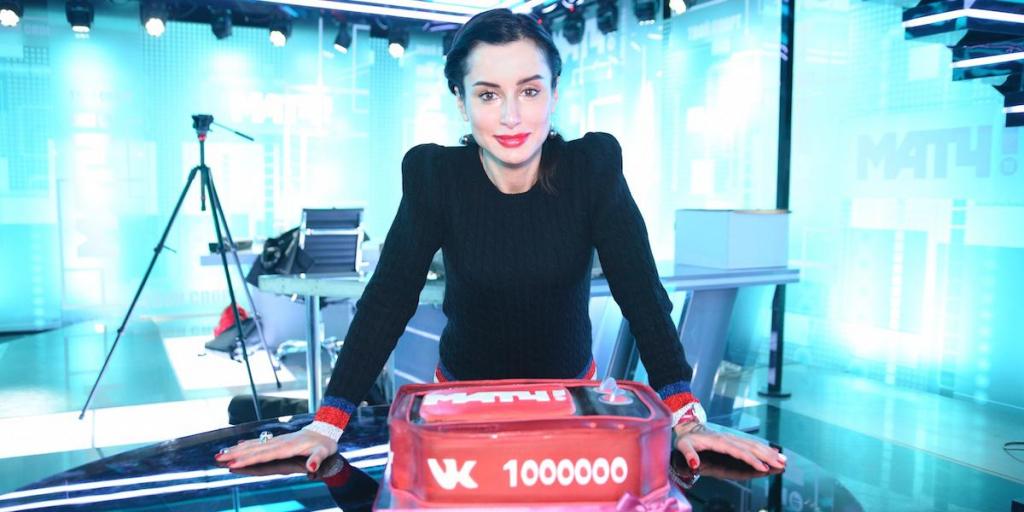 Новый рекорд «Матч ТВ»: 1 миллион подписчиков Вконтакте