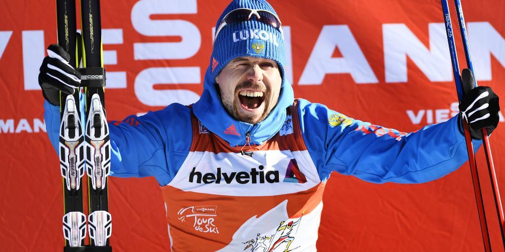 «Хотел доказать: русские могут бегать без допинга». Феноменальный рекорд Устюгова на «Тур де Ски»