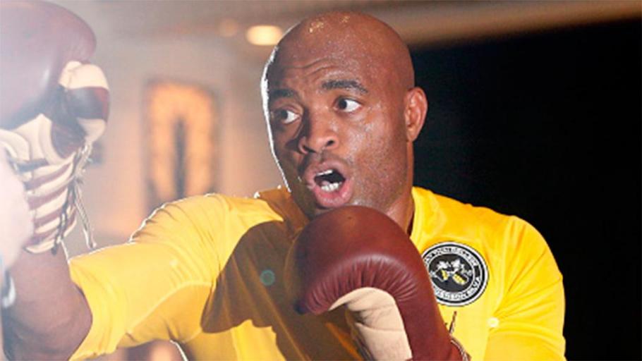 Андерсону Силве назначили бой в UFC на 11 февраля
