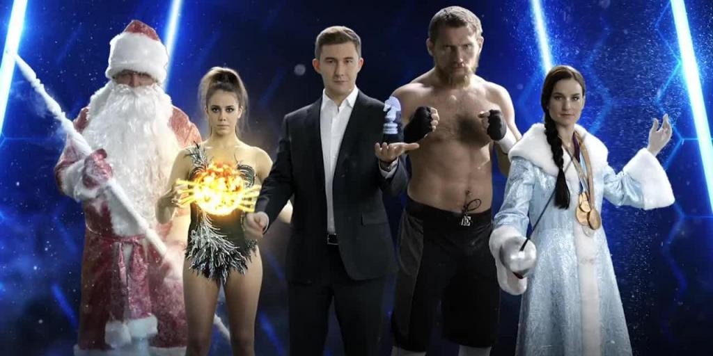 Супергерои спорта – на «Матч ТВ»