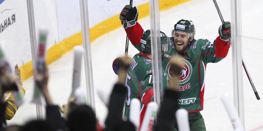 «Салават Юлаев» — «Ак Барс» и еще четыре важных матча перед плей-офф
