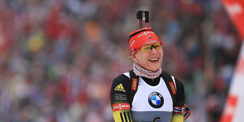 «Биатлон – очень сильный наркотик». Анастасия Кузьмина готова бороться за медали