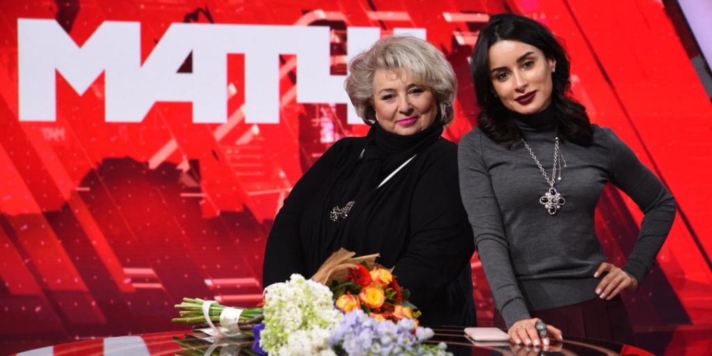 Легендарная Татьяна Тарасова — скоро на «Матч ТВ»