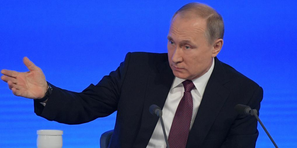Владимир Путин: «Сначала Родченкову создадут условия, а потом бросят — никому такие негодяи не нужны»