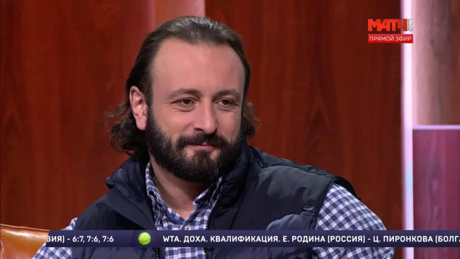Илья Авербух - о ледовом шоу «Юбилей в кругу друзей»