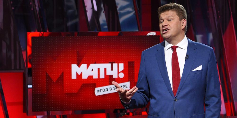 Дмитрий Губерниев — о серьезном