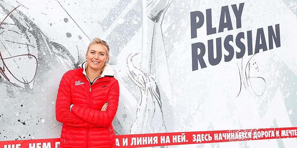 Почему Логинова не хотят видеть на соревнованиях, а Шарапову ждут уже сейчас