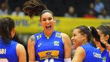 Волейболистки сборной Бразилии победили команду Китая в матче Лиги наций