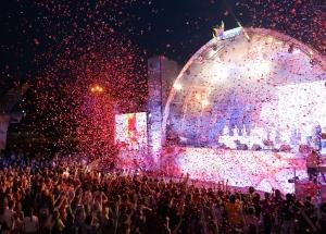 Музыкальная эстафета добра отправляется в турне по России