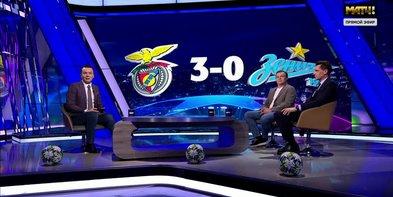 «Все на футбол!»: 6-й тур группового этапа Лиги чемпионов