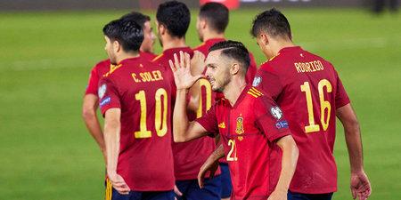Международный турнир Кубок Легенд. Испания - Португалия