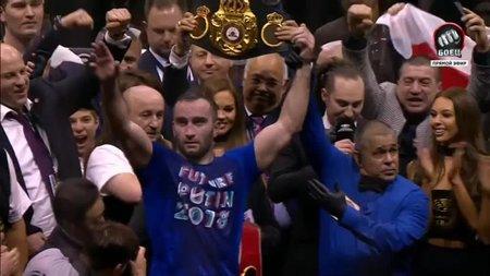 Мурат Гассиев: Бой с Усиком получится не менее зрелищным, чем с Дортикосом