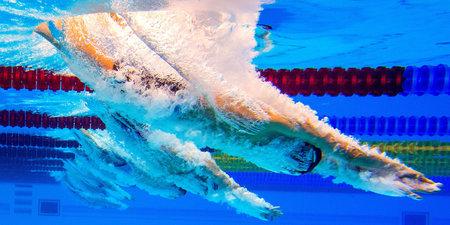 Россиянин Морозов в третий раз в карьере победил в общем зачете Кубка мира по плаванию