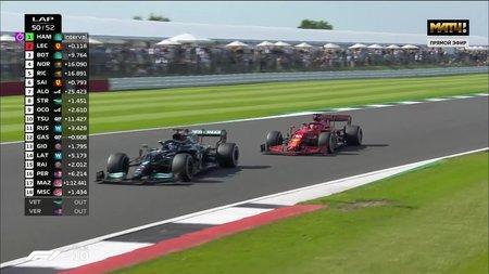 Льюис Хэмилтон — о победе на Гран-при Великобритании:  «Выиграть перед своими болельщиками — это мечта»