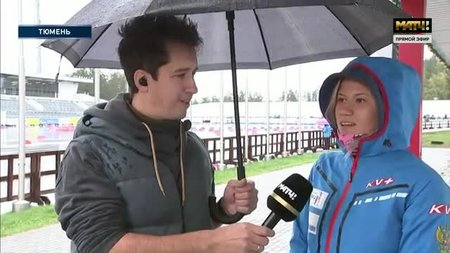 Кристина Резцова в эфире «Матч ТВ» объявила о пропуске сезона из-за беременности