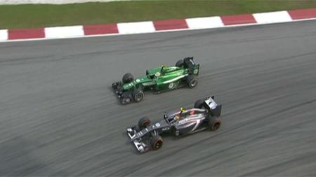 Гран-при Малайзии. Лучшие моменты