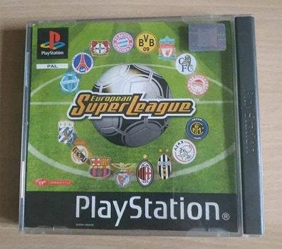 Геймер вспомнил о футбольном симуляторе European Super League, предсказавшем появление Суперлиги еще 20 лет назад