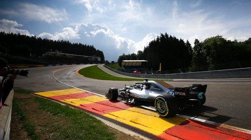 Гран-при Сингапура 2019. Формула 1