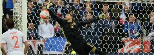 Что случилось со сборной в матче с Францией?