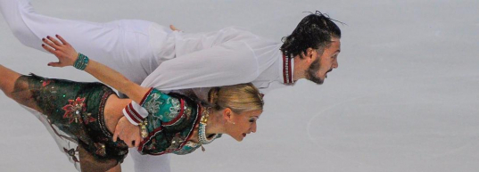 Чем запомнился чемпионат России по фигурному катанию