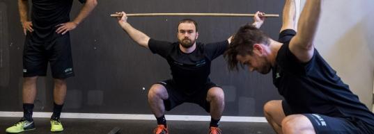 Что делать, если на тренировке хрустят суставы?