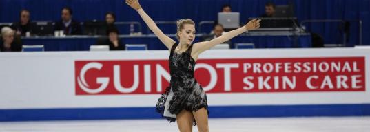 «Чтобы выходить на лед в черном, нужно иметь идеальную технику». Какими должны быть платья фигуристок