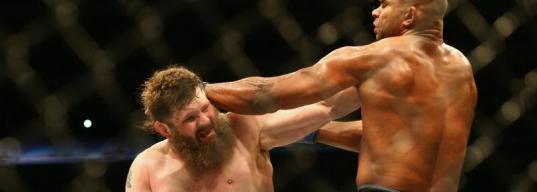 Поле бритвы. 7 лучших бойцов UFC с бородой
