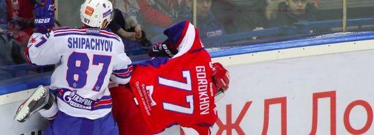 СКА без Ковальчука сравнял счет в серии с «Локомотивом»