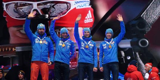 Как «Матч ТВ» помогал россиянам выиграть эстафету на чемпионате мира. «Биатлон Live»: 3-й выпуск