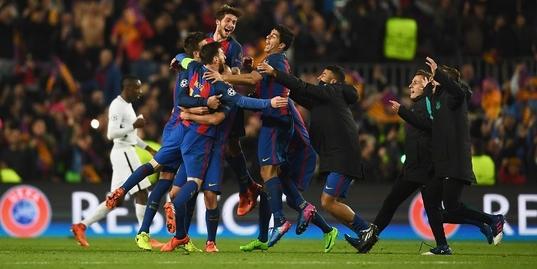 7 цифр, которые помогут осмыслить чудо «Барселоны»