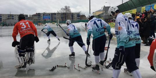 Как выглядел матч, где «Водник» и «Байкал» не забивали в свои ворота