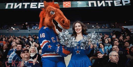 СКА взял Кубок Гагарина. Почему хоккей в Петербурге – это круто