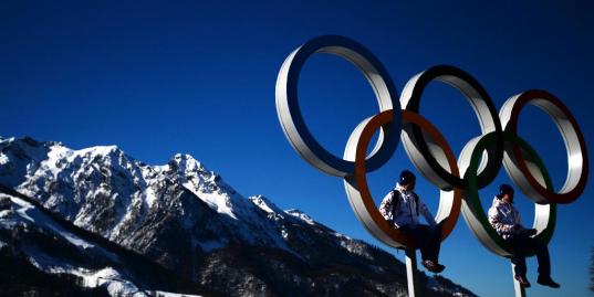 Почему Олимпиада в Сочи – самая счастливая пора нашего спорта