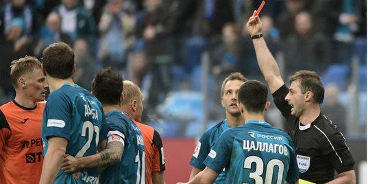 Григорий Иванов: «Зачем Луческу говорит неправду? Весь стадион в Петербурге все видел»