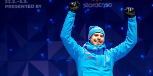 Сергей Устюгов: «Болельщики поздравляют меня с победами биатлонистов»