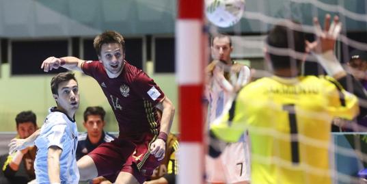 7 главных вопросов вице-чемпионам мира по мини-футболу