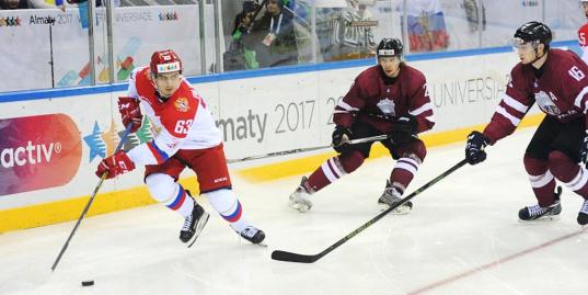 Золото в биатлоне и гол, который оценят даже в НХЛ. Главные события Универсиады