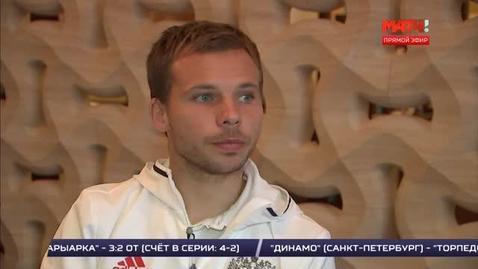 Роман Шишкин: «Ответственность есть - хочется показать максимум»