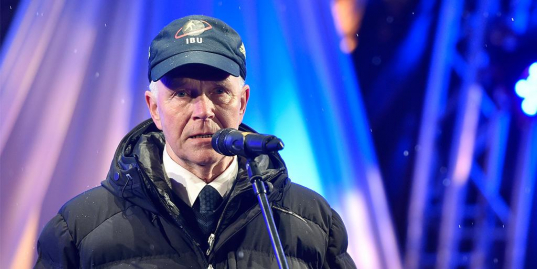 Глава IBU: «Сегодня мы не говорим об отстранении биатлонной сборной России»