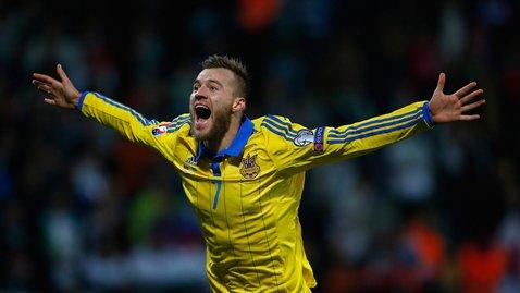 Дубль Ярмоленко помог киевскому «Динамо» обыграть «Шахтер»
