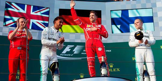 Алексей Попов – о Гран-при Австралии
