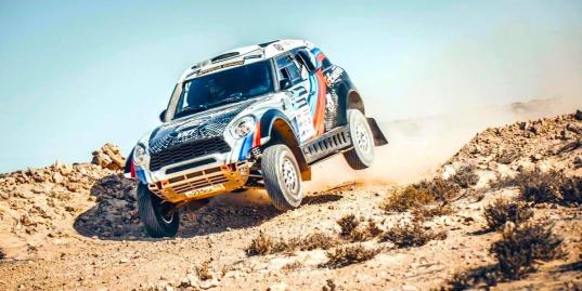 Российские экипажи остаются без запасных колес. 4-й этап Africa Eco Race