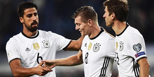 5 причин, почему Германия станет чемпионом мира