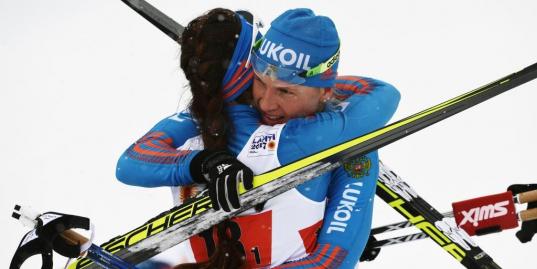 Лучшее выступление российских лыжниц в истории