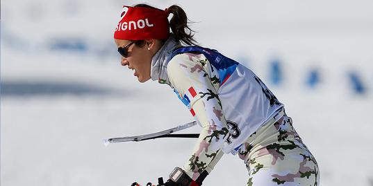 Лыжное ориентирование. Чемпионата мира. Женщины. Средняя дистанция