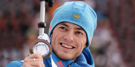 Антон Бабиков выигрывает третью медаль в сезоне