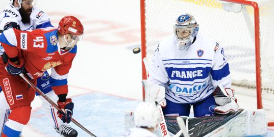 Почему сборная России проиграла Франции?
