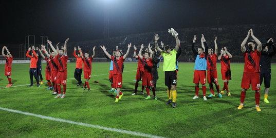 «Енисей» победил «Арсенал» в первом матче за премьер-лигу: голы и лучшие моменты
